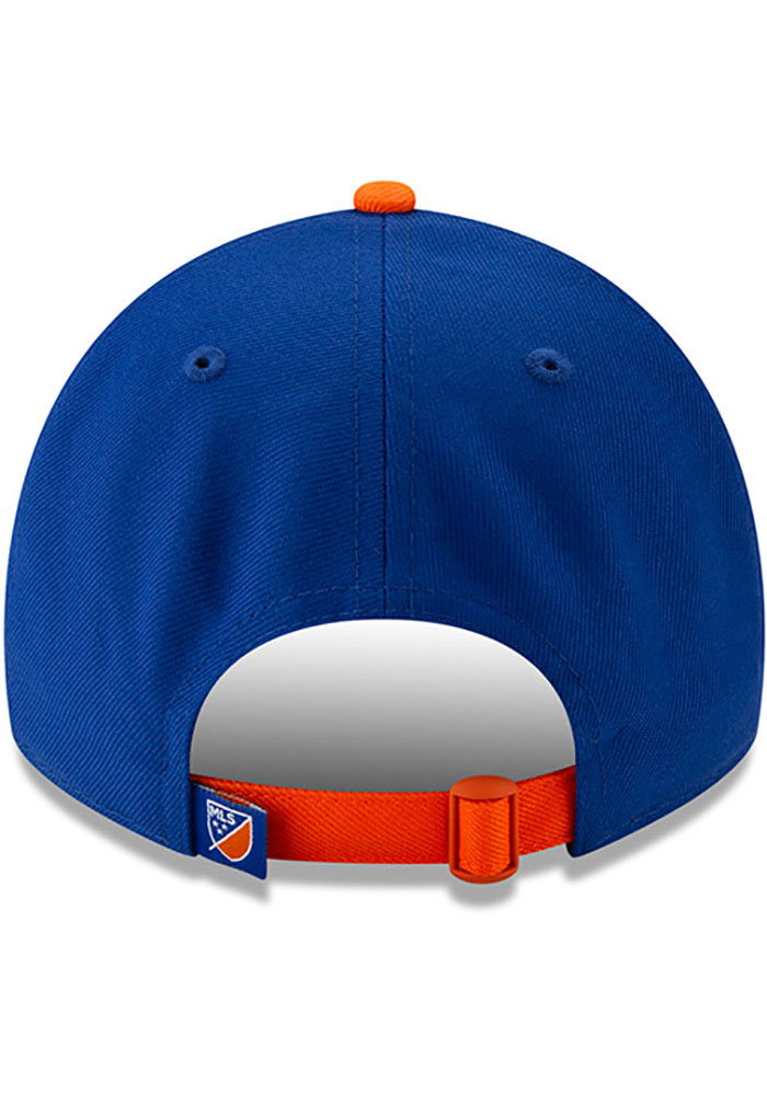 New Era FC Cincinnati Home Jersey Hook 9TWENTY Adjustable Hat - Blue - Image 3