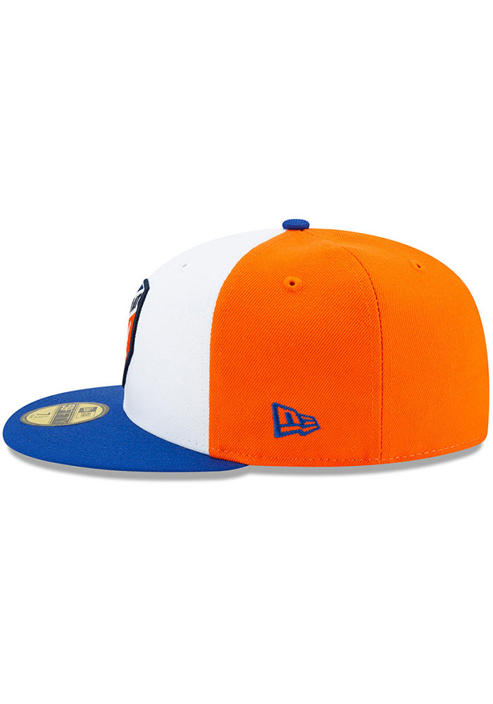 New Era FC Cincinnati Mens White Away Jersey Hook 59FIFTY Fitted Hat - Image 4