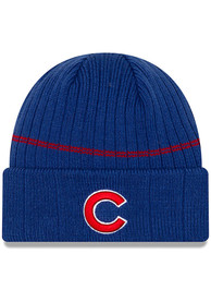 Chicago Cubs New Era 2020 Sport Knit - Blue