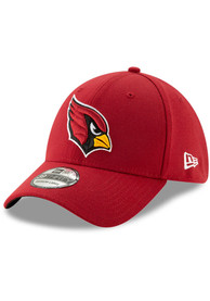 Arizona Cardinals New Era Team Classic 39THIRTY Flex Hat - Red