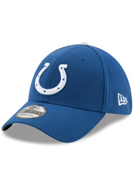 Indianapolis Colts New Era Team Classic 39THIRTY Flex Hat - Blue