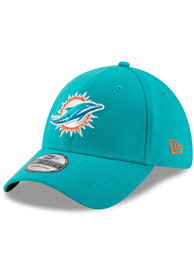Miami Dolphins New Era Team Classic 39THIRTY Flex Hat - Teal