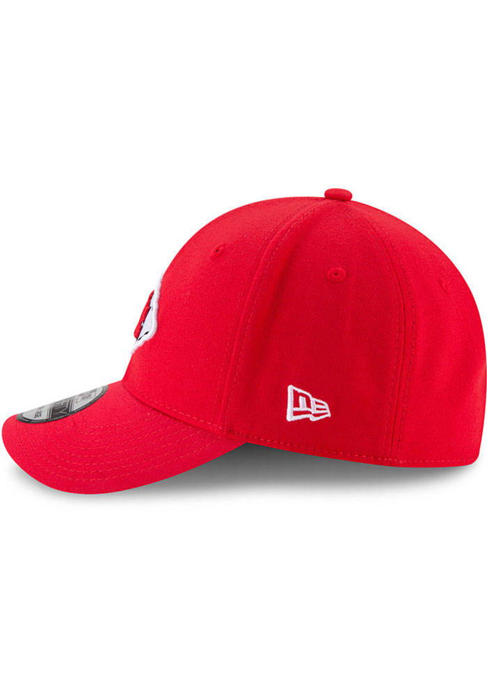 new style 17f84 6af63 New Era Kansas City Chiefs Red JR TOD Team Classic 39THIRTY Youth Flex Hat  - Image