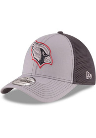 Arizona Cardinals New Era Grayed Out Neo 39THIRTY Flex Hat - Grey