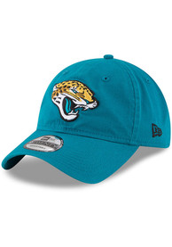 4042be77 New Era Jacksonville Jaguars Core Classic 9TWENTY Adjustable Hat - Teal