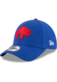 Buffalo Bills New Era The League 9FORTY Adjustable Hat - Blue