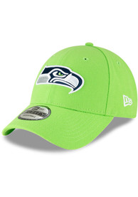 Seattle Seahawks New Era The League 9FORTY Adjustable Hat - Green