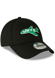 New York Jets New Era The League 9FORTY Adjustable Hat - Black