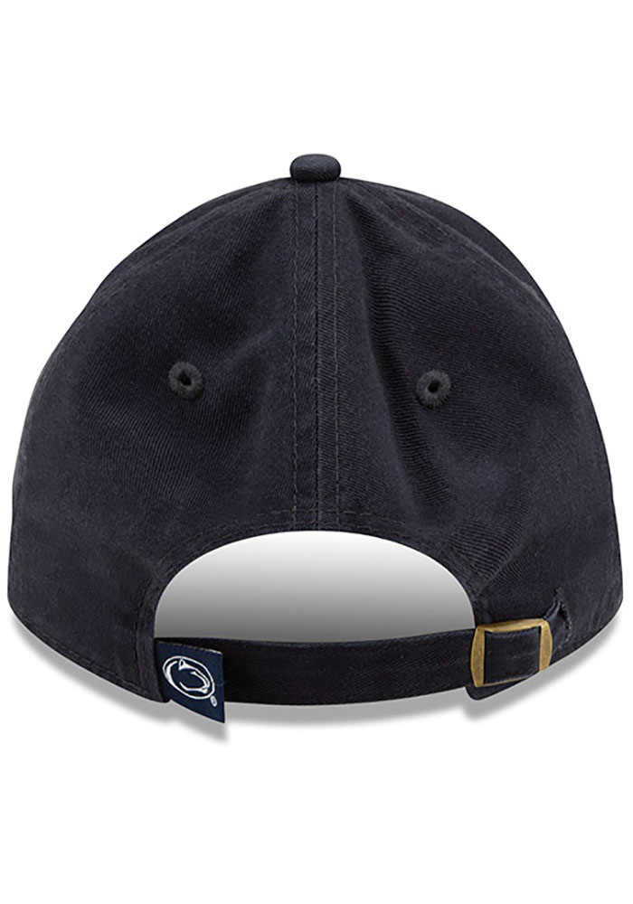 New Era Penn State Nittany Lions Casual Classic Adjustable Hat - Navy Blue - Image 4