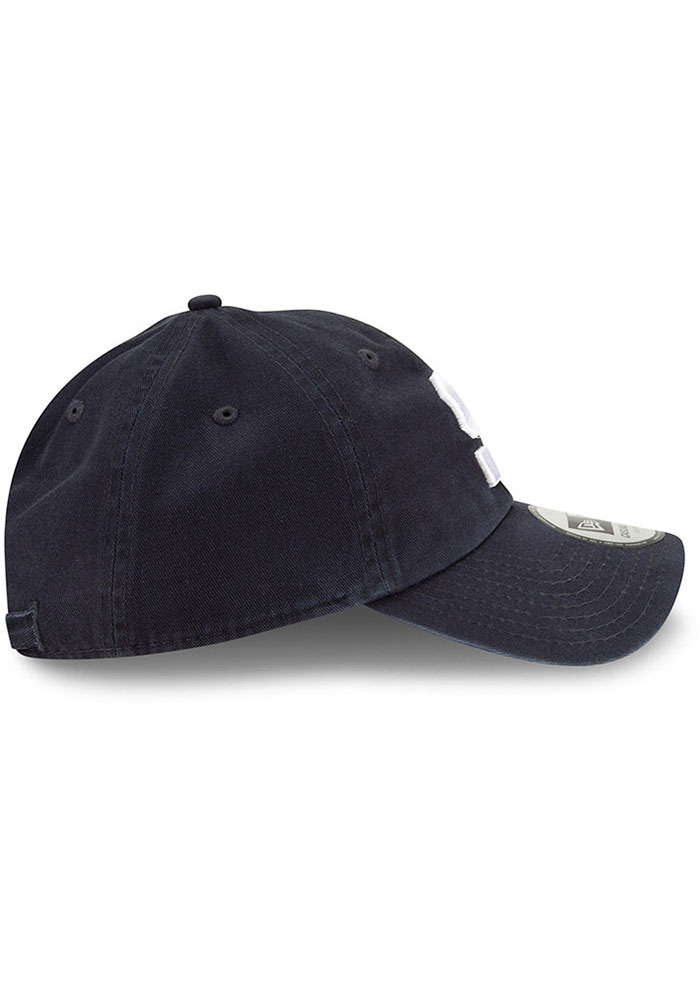 New Era Penn State Nittany Lions Casual Classic Adjustable Hat - Navy Blue - Image 5