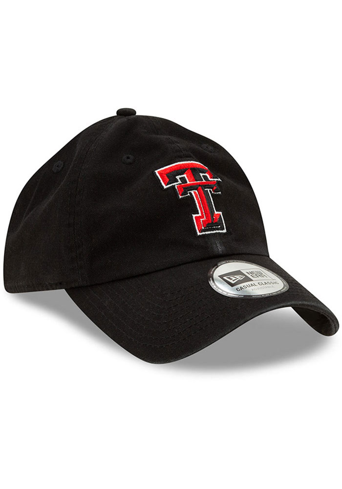 New Era Texas Tech Red Raiders Casual Classic Adjustable Hat - Red - Image 2