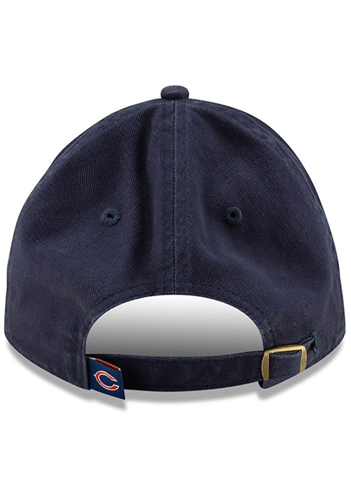 New Era Chicago Bears Casual Classic Adjustable Hat - Navy Blue - Image 5
