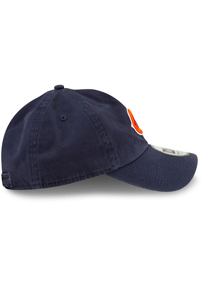New Era Chicago Bears Casual Classic Adjustable Hat - Navy Blue - Image 6