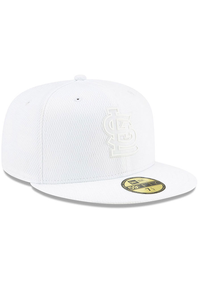 New Era St Louis Cardinals Mens White 2019 MLB Players' Weekend 59FIFTY Fitted Hat - Image 2
