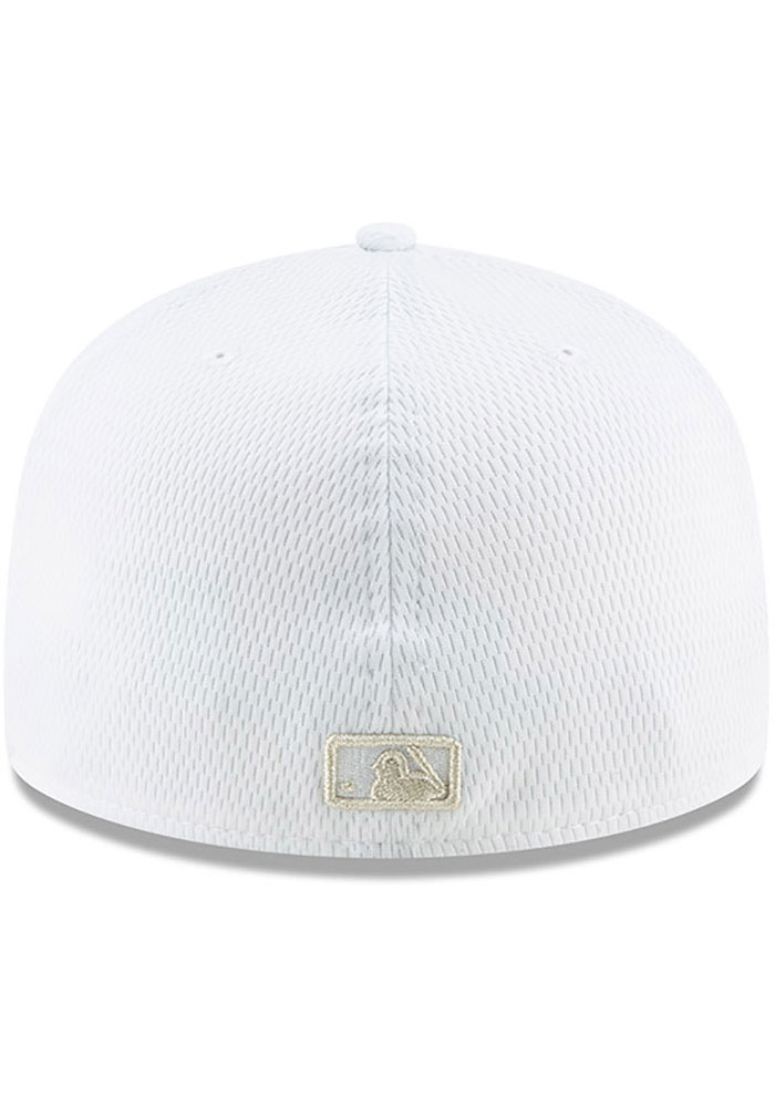 New Era St Louis Cardinals Mens White 2019 MLB Players' Weekend 59FIFTY Fitted Hat - Image 5