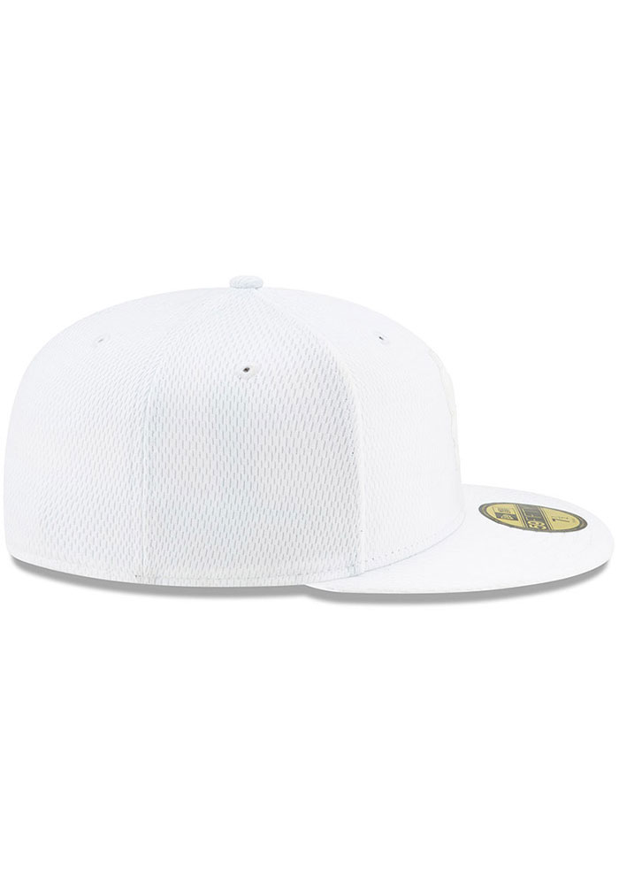 New Era St Louis Cardinals Mens White 2019 MLB Players' Weekend 59FIFTY Fitted Hat - Image 6