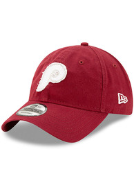 Philadelphia Phillies Toddler New Era Coop Rugged 9TWENTY Adjustable - Maroon