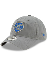 New Era FC Cincinnati Tonal Core Classic 9TWENTY Adjustable Hat - Grey