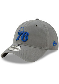 Philadelphia 76ers Toddler New Era Tonal Core Classic 9TWENTY Adjustable -