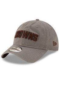 Cleveland Browns Toddler New Era Tonal Core Classic 9TWENTY Adjustable -
