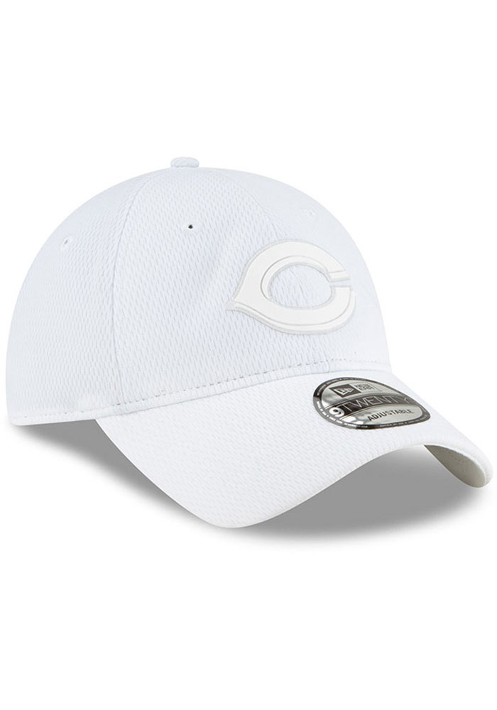 New Era Cincinnati Reds 2019 MLB Players' Weekend 9TWENTY Adjustable Hat - White - Image 2