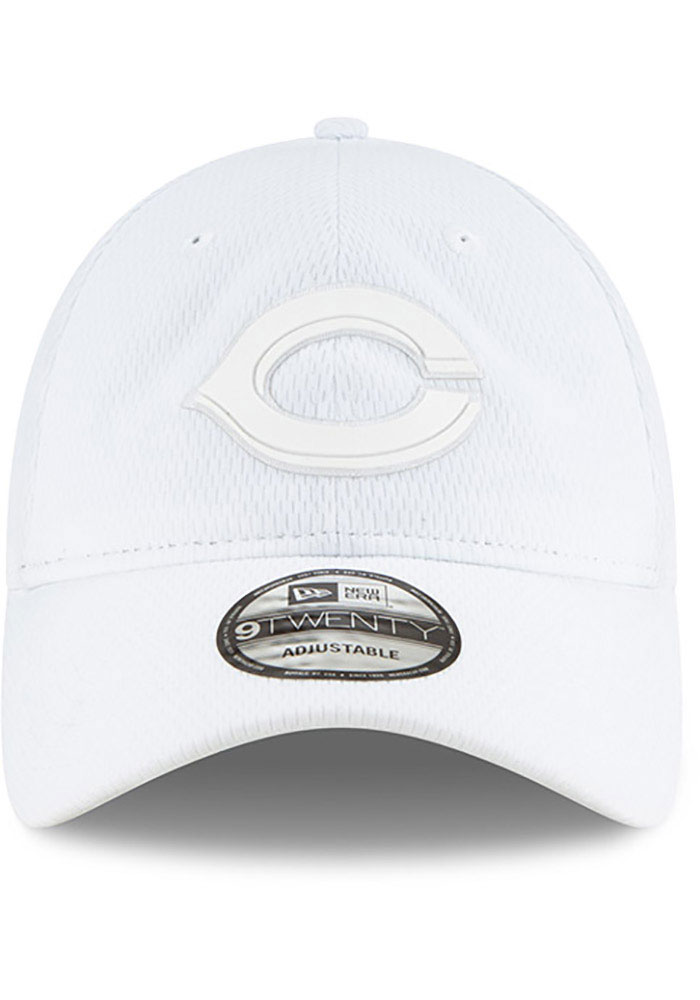 New Era Cincinnati Reds 2019 MLB Players' Weekend 9TWENTY Adjustable Hat - White - Image 3