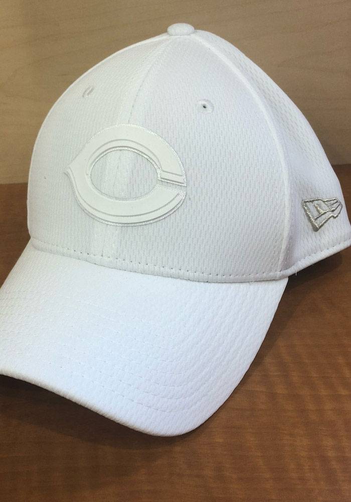 New Era Cincinnati Reds 2019 MLB Players' Weekend 9TWENTY Adjustable Hat - White - Image 7
