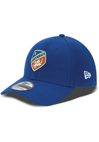 New Era FC Cincinnati Blue Crest 39THIRTY Flex Hat