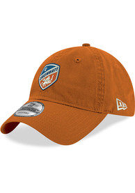 New Era FC Cincinnati Crest 9TWENTY Adjustable Hat - Orange