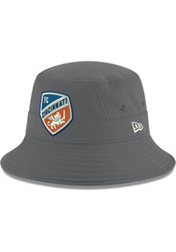 New Era FC Cincinnati Grey Crest Bucket Hat
