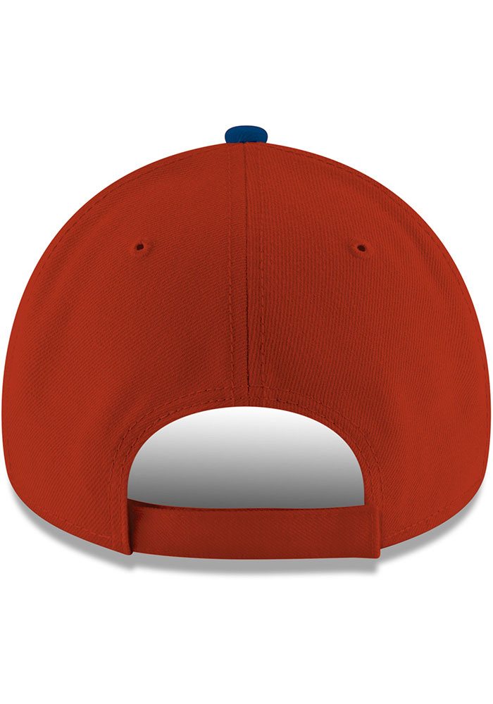 New Era Philadelphia Phillies Red 2T 9FORTY Youth Adjustable Hat - Image 4