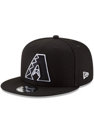 Arizona Diamondbacks New Era Basic 9FIFTY Snapback - Black