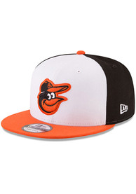 Baltimore Orioles New Era Basic 9FIFTY Snapback - Black