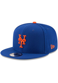 New York Mets New Era Basic 9FIFTY Snapback - Blue
