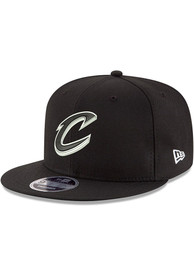 Cleveland Cavaliers New Era 9FIFTY Snapback - Black
