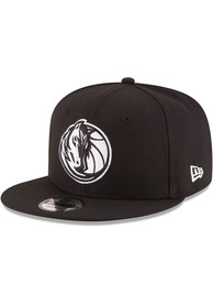 Dallas Mavericks New Era 9FIFTY Snapback - Black