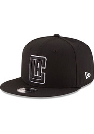 Los Angeles Clippers New Era 9FIFTY Snapback - Black