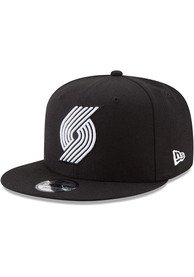 Portland Trail Blazers New Era 9FIFTY Snapback - Black