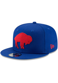 Buffalo Bills New Era Basic 9FIFTY Snapback - Blue