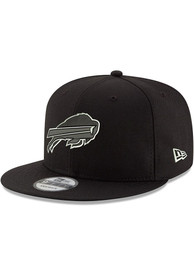Buffalo Bills New Era Basic 9FIFTY Snapback - Black