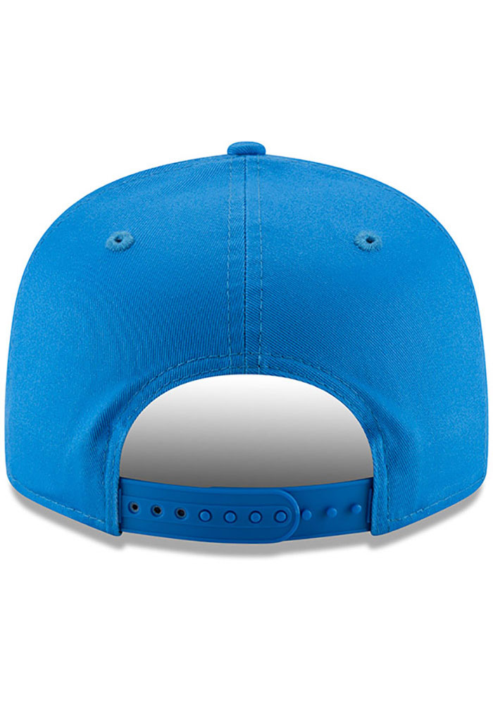 New Era Los Angeles Chargers Blue Basic 9FIFTY Mens Snapback Hat - Image 5