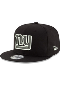 New York Giants New Era Basic 9FIFTY Snapback - Black