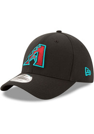 Arizona Diamondbacks New Era Team Classic 39THIRTY Flex Hat - Black