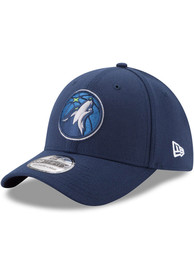 Minnesota Timberwolves New Era Team Classic 39THIRTY Flex Hat - Navy Blue