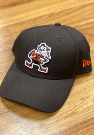 New Era Cleveland Browns Retro Brownie 9FORTY Adjustable Hat - Brown