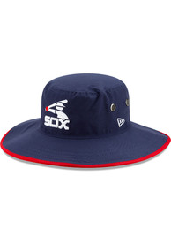 New Era Chicago White Sox Navy Blue Basic Bucket Hat