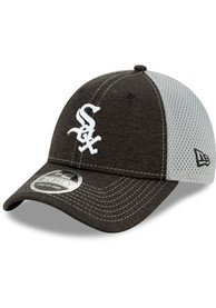 Chicago White Sox Toddler New Era JR STH Neo 9FORTY Adjustable - Grey