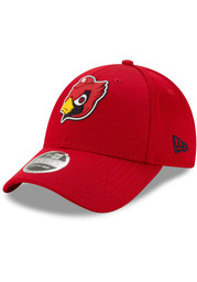 New Era St Louis Cardinals 2020 Clubhouse Stretch 9FORTY Adjustable Hat - Red