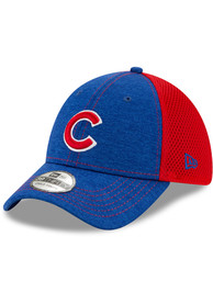 New Era Chicago Cubs Blue JR STH Neo 39THIRTY Youth Flex Hat