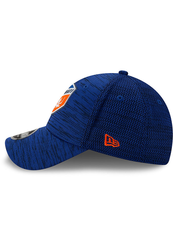 New Era FC Cincinnati 2020 Official Stretch 9FORTY Adjustable Hat - Blue - Image 4